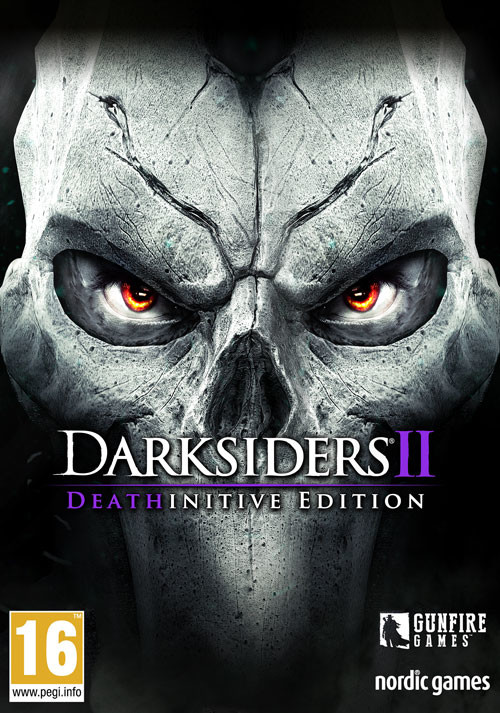 how to play darksiders 2
