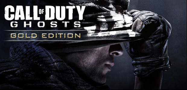 Call of Duty: Ghosts Gold