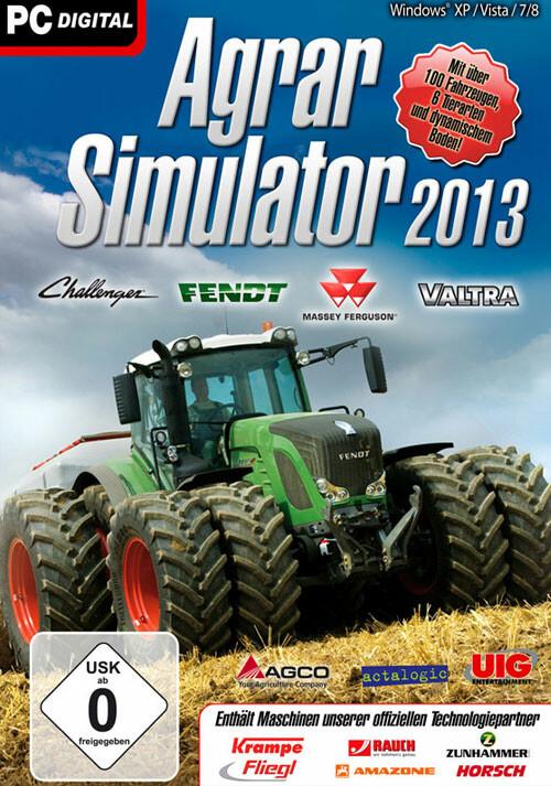 Agrar Simulator 2013 - Packshot