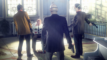 Screenshot4 - Hitman Absolution download