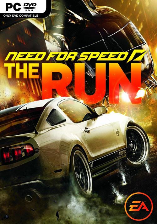 Need for Speed: The Run - Packshot