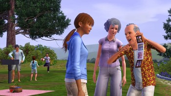 Screenshot1 - The Sims 3 Generations download