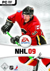 NHL 2009 - Packshot