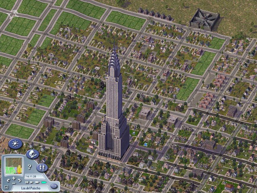 sim city 4 online spielen
