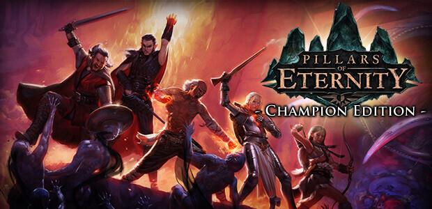 Pillars of Eternity Champion Edition