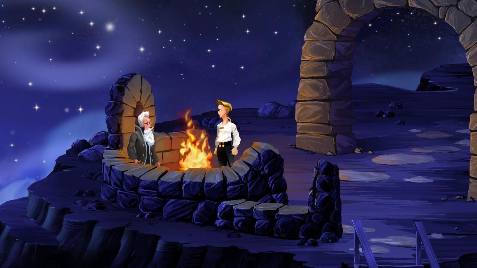 the secret of monkey island deutsch